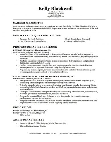 free trial resume builder