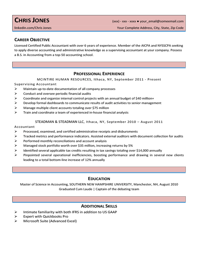 40 Basic Resume Templates | Free Downloads | Resume Companion