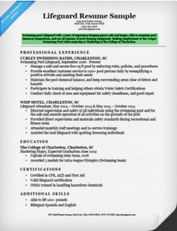 College Resume Objective Lifesaver  Example Of Objective On Resume