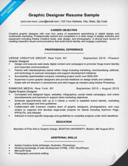 Graphic Designer Cover Letter Sample U0026 Resume (Image)  Resume Cover Letter Example