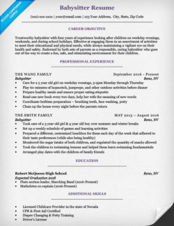 high school resume template writing tips resume companion