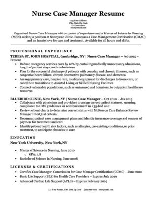 Licensed Practical Nurse Lpn Resume Sample Amp Writing
