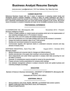 80 resume examples by industry job title free downloadable