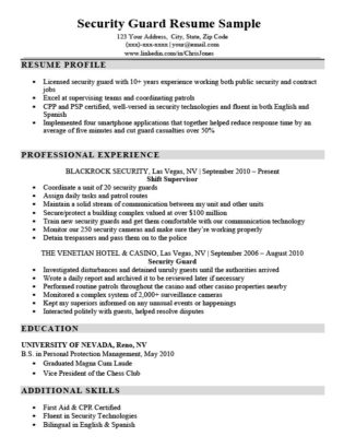 Military to Civilian Resume Sample & Tips | Resume Companion