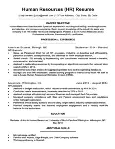 80+ Resume Examples by Industry & Job Title | Free ...