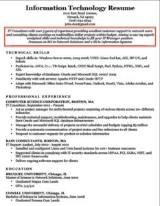 Resume Objective Examples For Students And Professionals Rc